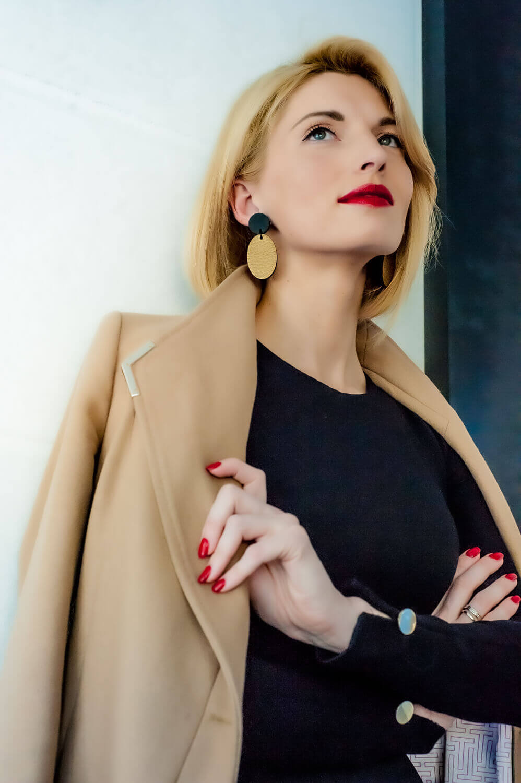 made in Latvia - earrings